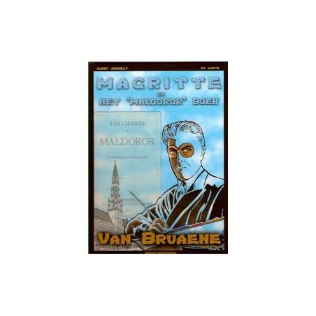 Van Bruaene 02 HC Magritte en het Maldoror boek