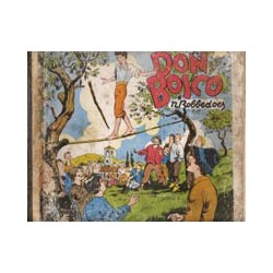 Don Bosco<br>'n Robbedoes HC<br>2e druk 1943