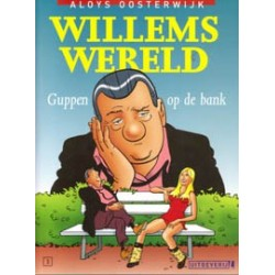 Willems Wereld L03<br>Guppen op de bank