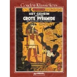 Blake & Mortimer<br>Gouden klassiekers set HC<br>Grote Pyramide