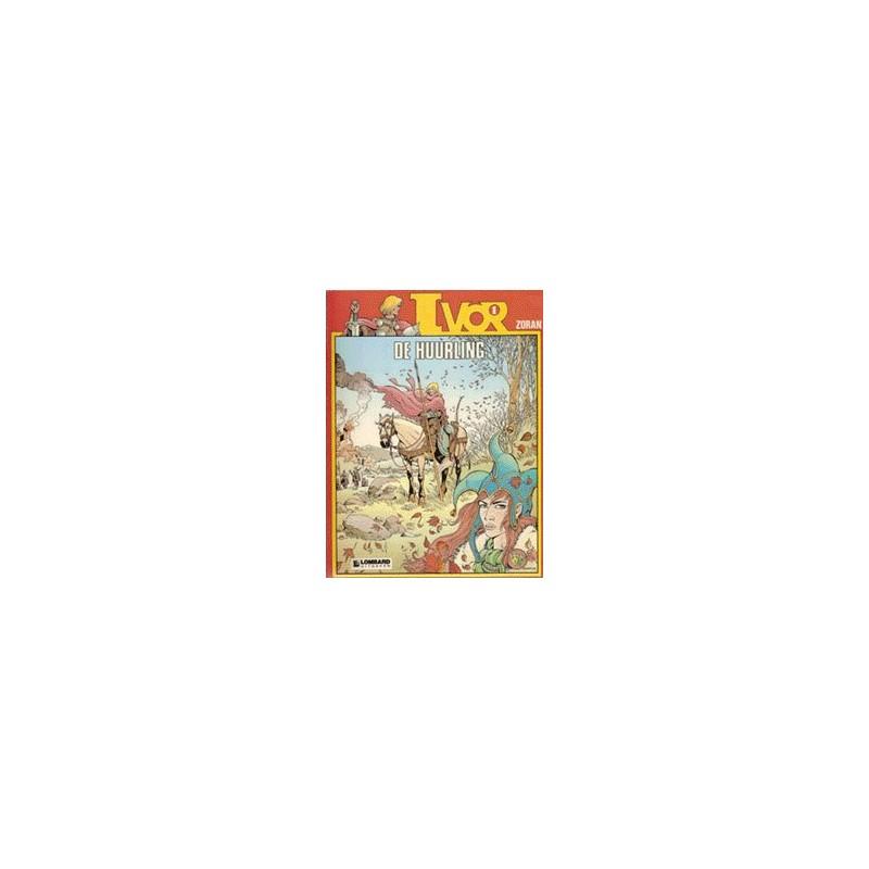 Ivor setje Deel 1 t/m 5 1e drukken 1986-1988