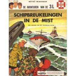 3L<br>Schipbreukelingen in de mist<br>1970<br>Nestle-uitgave