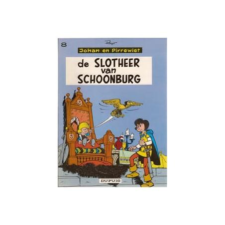 Johan en Pirrewiet 08 De slotheer van Schoonburg herdruk