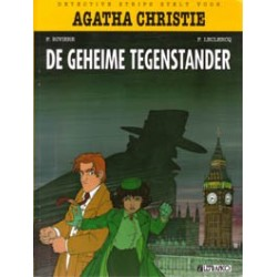 Agatha Christie 02#<br>De geheime tegenstander<br>1e druk 1996