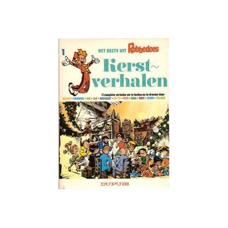 Beste uit Robbedoes 01 Kerstverhalen 1e druk 1978