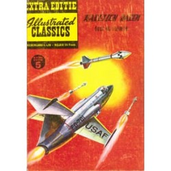 Illustrated Classics Extra editie 05<br>Raketten razen door...