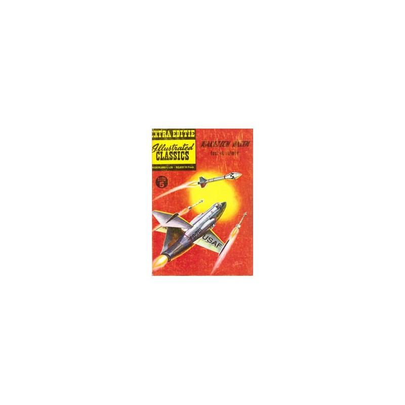Illustrated Classics Extra editie 05 Raketten razen door...