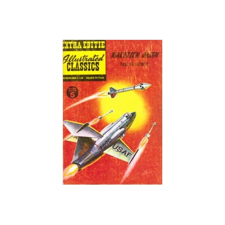 Illustrated Classics Extra editie 05 Raketten razen door...