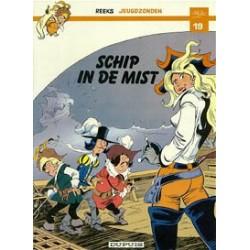 Jeugdzonden 19 De musketiers Schip in de mist 1e druk