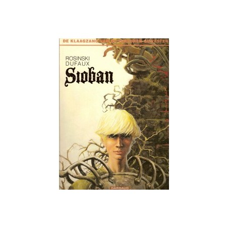Klaagzang van de verloren gewesten 01 Sioban 1e druk 1993