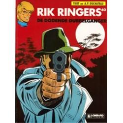 Rik Ringers 40 - De dodende dubbelganger 1e druk 1985