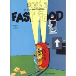 Roel en zijn beestenboel 03 Fast Food 1e druk 1989