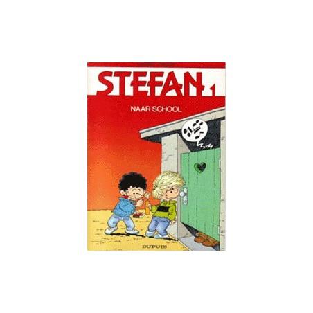 Stefan setje Deel 1 t/m 10 + agenda 1e druk 1989-1998