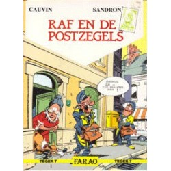 Raf de postbode setje<br>Deel 1 & 2<br>1e druk 1989-1990