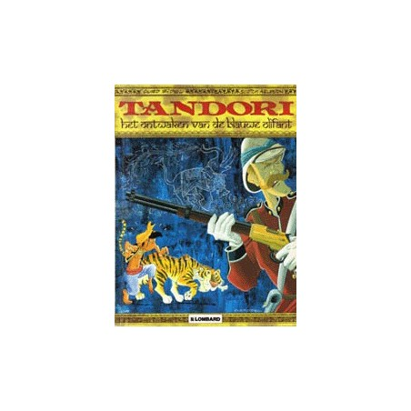 Tandori setje#<br>Deel 1 & 2<br>1e drukken 1993-1994