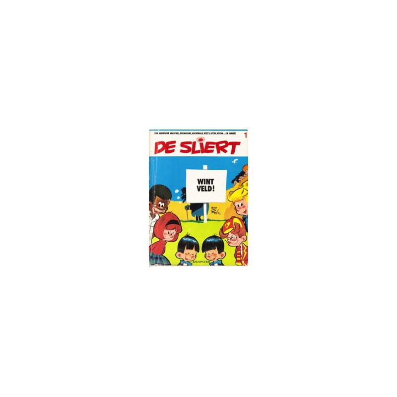 Sliert H01 Wint veld! herdruk 1983
