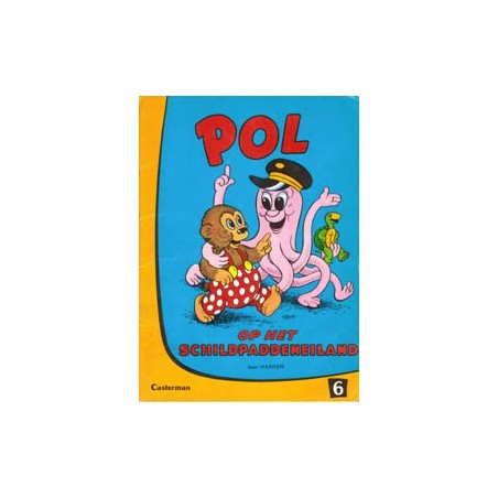 Pol 06 Op het Schildpaddeneiland herdruk