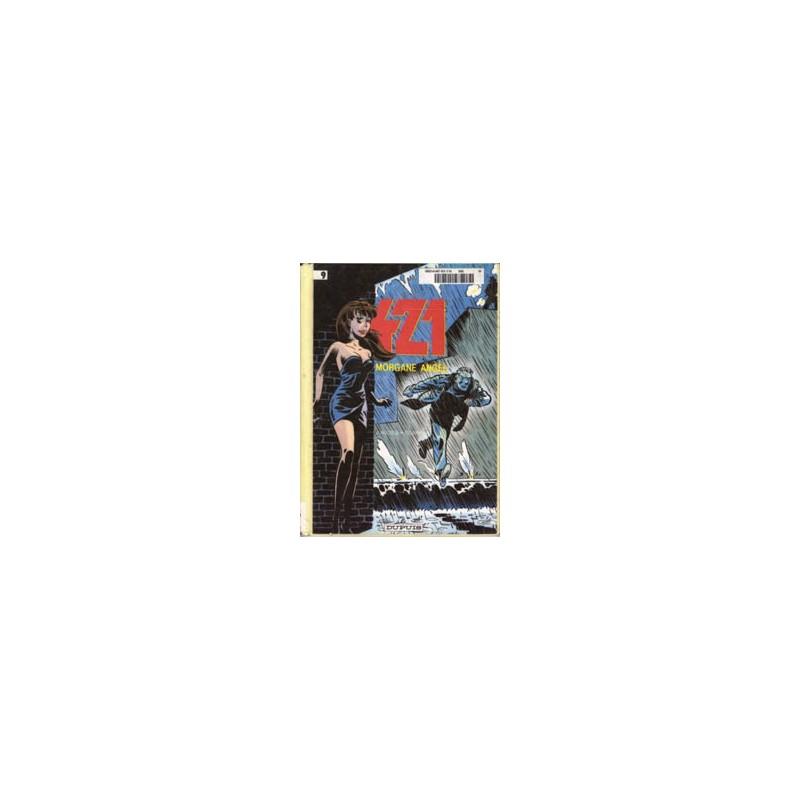 421 09 Morgane Angel 1e druk 1991