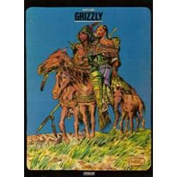 Auclair Grizzly 1e druk 1979