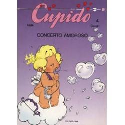 Cupido 04#<br>Concerto Amoroso<br>1e druk 1992