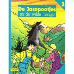 Jacopootjes 03<br>De wilde hengst<br>1e druk 1982