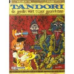 Tandori 02#<br>De godin met twee gezichten<br>1e druk 1994