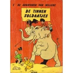Willeke 01 De Tinnen Soldaatjes 1e druk 1974