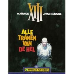 XIII<br>promo - Alle tranen van de hel (Belang van Limburg 68)