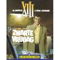 XIII<br>promo - Zwarte vrijdag (Belang van Limburg 13)