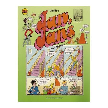 Jan, Jans en de kinderen 24 - 1e druk 1996