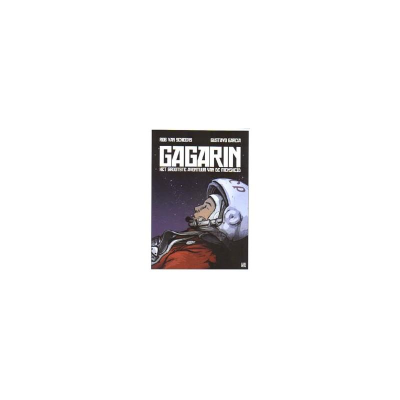 Garcia Gagarin HC Het grootste avontuur van de mensheid