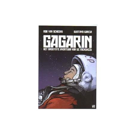 Garcia<br>Gagarin HC<br>Het grootste avontuur van de mensheid