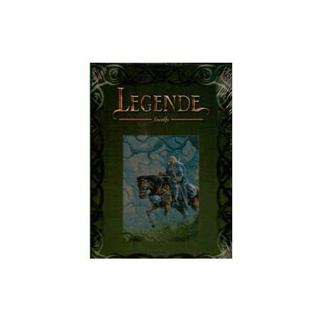 Legende  box 2 deel 4 & 5 HC in luxe cassette