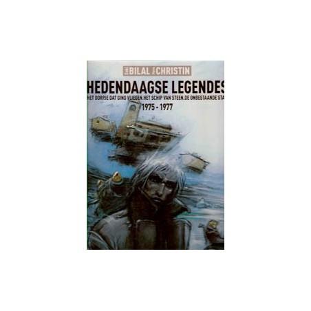Bilal  strips HC Hedendaagse legendes 1975-1977