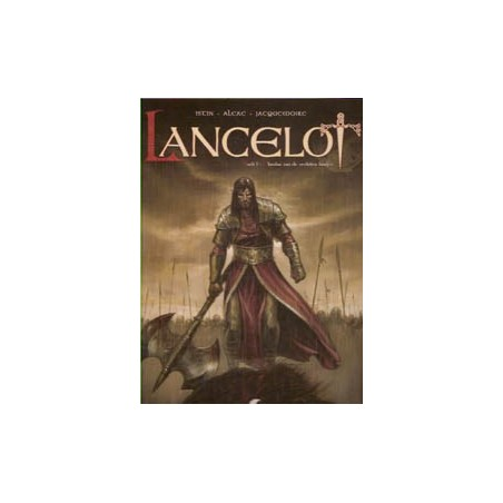 Lancelot 01 HC Claudas van de verlaten landen
