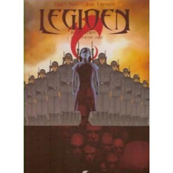 Legioen<br>Ik ben Legioen 01 HC<br>De dansende faun