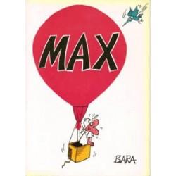 Max (Bara) setje deel 1 & 2 1e drukken 1985-1986