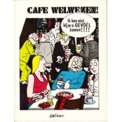 Adriaan<br>Cafe Welwezen! 01<br>Ik kan niet bij m'n gevoel komen