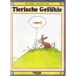 Bridenne Tierische Gefühle 1e druk 1987