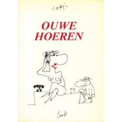 Copi Ouwe hoeren 1e druk 1981