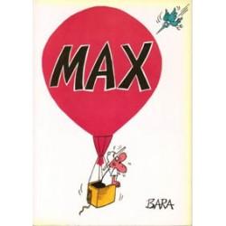 Max (Bara) 01 1e druk 1985