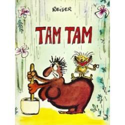 Reiser<br>Tam Tam<br>1e druk 1974