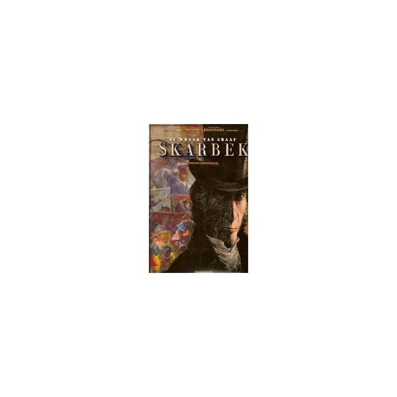 Wraak van Graaf Skarbek set deel 1 & 2 + ex-libris* 1e druk