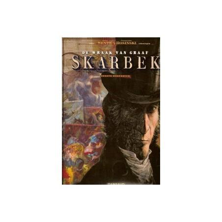 Wraak van Graaf Skarbek set deel 1 & 2 + ex-libris 1e druk