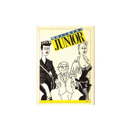 Wolinski Junior 1e druk 1983