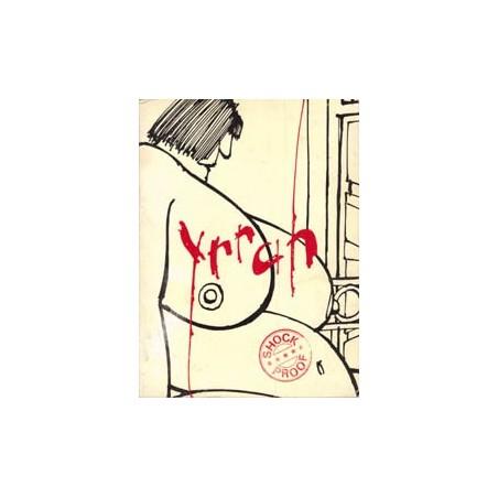 Yrrah Shockproof 2e druk 1979