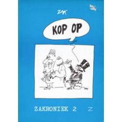 Zak<br>Zakroniek 02<br>Kop op<br>1e druk 1986