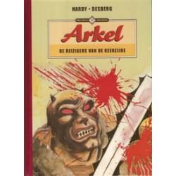 Arcadia Archief 17 HC Arkel De reizigers van de keerzijde