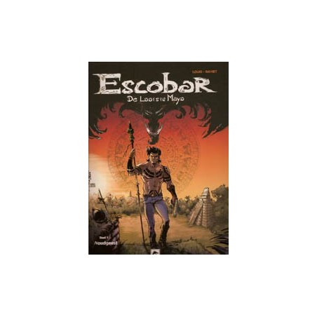 Escobar 01 HC De laatste Maya