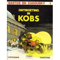 Bastos & Azkousky setje SC<br>Deel 1 t/m 3<br>1e drukken